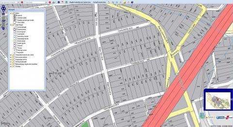 földhivatali térkép Városgazda rendszer   Viamap Kft.  helyi térinformatikai  földhivatali térkép